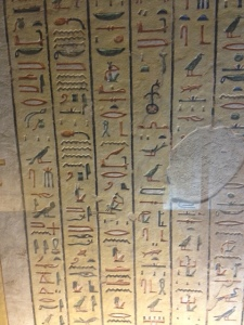 Egypt Writing
