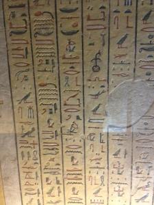 Egypt Writing